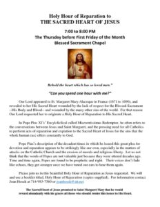 thumbnail of 2017SACRED HEART Holy Hour
